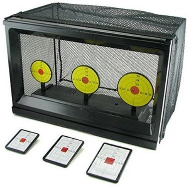 MULTI FUNCTION AIR SOFT AUTOMATIC BB SHOOTING TARGET MECHANICAL