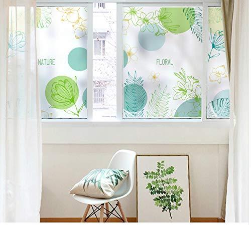 Marke Blume Reim Serie Mode Kunst Fenster Aufkleber In Dekorfolie Für Fensterglas Aufkleber Aufkleber Neu