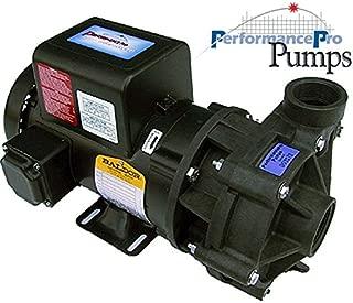 PerformancePro Cascade 1/4 HP 4900 GPH Low RPM External Pond Pump with FREE Bonus Max Ponds Magnet Calendar C-1/4-49