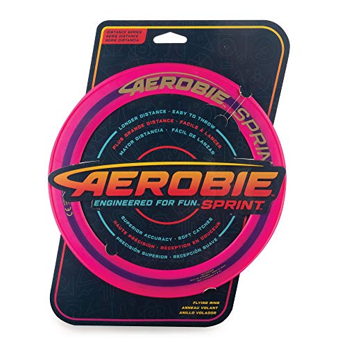 Aerobie Sprint 10quot Flying Ring  Assorted Colours