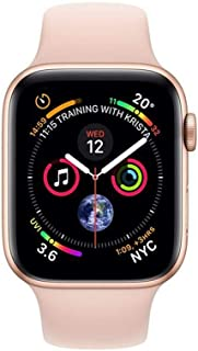Apple MU682TU/A Watch Series 4 Akıllı Saat, Altın, 40 mm