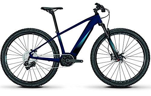 Focus JARIFA² Active Herren E-Bike 500Wh E-Montainbike Elektrofahrrad Sealblue Matt 2018 RH 40 cm/29 Zoll