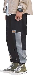 Irypulse Unisex Cargo Pantalones Combate Trousers Empalmado Bordado Flojo Táctico Pants Hombres Mujeres Jóvenes Otoño Invi...