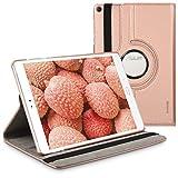 kwmobile Asus ZenPad 3S 10 (Z500M) Hülle - 360° Tablet Schutzhülle Cover Case für Asus ZenPad 3S 10 (Z500M) - Rosegold