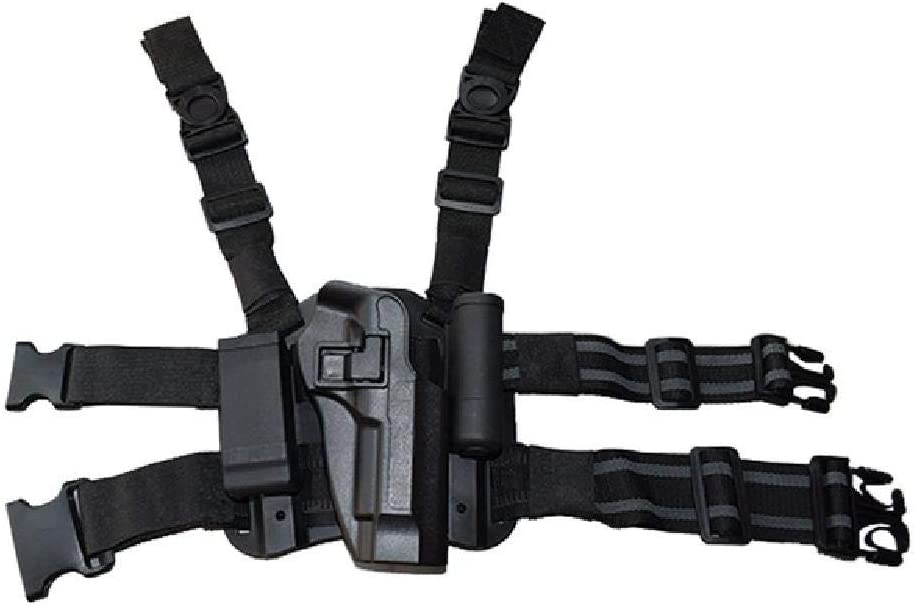 BGJ M9 55% OFF Tactical Pistol Special price for a limited time Holster Leg Thigh H Right Airsoft