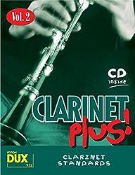 """Notenbuch """"Clarinet Plus"""""""