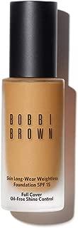 Bobbi Brown Skin Long-Wear Weightless Foundation SPF 15 - Natural Tan