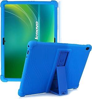 جراب HminSen لهاتف Lenovo Smart Tab P10 / M10 / M10 HD 10.1، [Not for M10 REL] جراب واقي من السيليكون لهاتف Lenovo Tab M10...