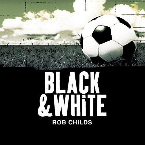 Black & White audiobook cover art