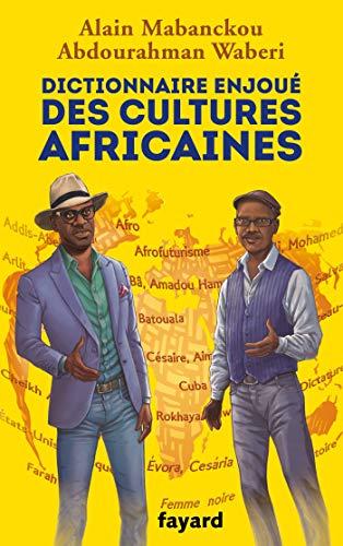 Geiriadur chwareus o ddiwylliannau Affrica