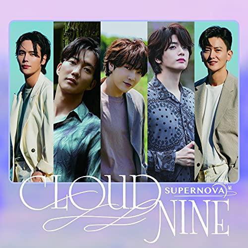 CLOUD NINE〔通常盤(CD)〕の商品画像