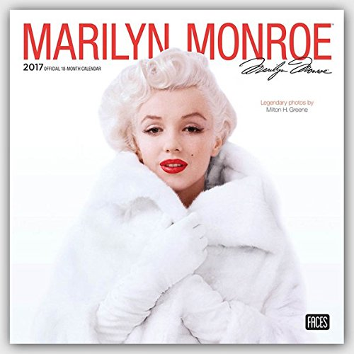 Marilyn Monroe 2017 - 18-Monatskalender: Original BrownTrout-Kalender [Mehrsprachig] [Kalender] (Wal