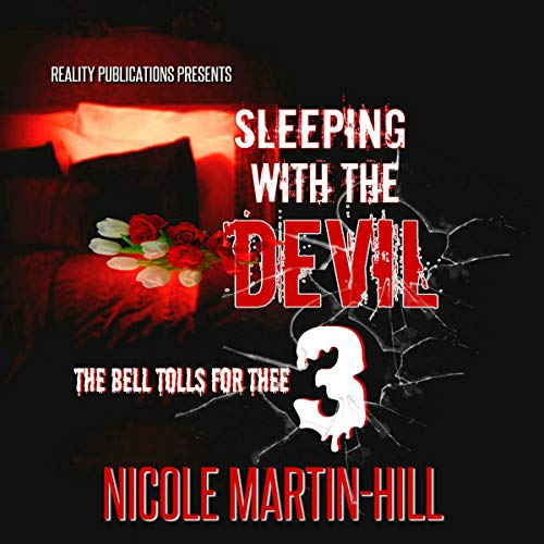 Sleeping with the Devil 3 audiobook cover art