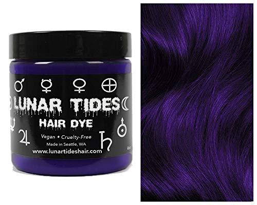Lunar Tides Haarfärbemittel Semipermanenter Haarfarbstoff Night Shade Lila