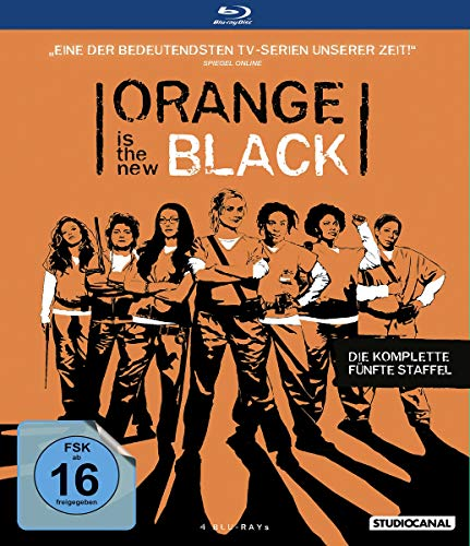 Orange is the New Black - Staffel 5 [Blu-ray]