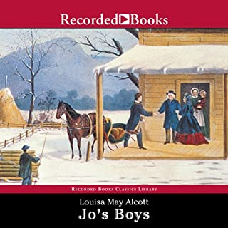 Jo's Boys                   By:                                                                                                                                 Louisa May Alcott                               Narrated by:                                                                                                                                 Barbara Caruso                      Length: 10 hrs and 16 mins     2 ratings     Overall 5.0