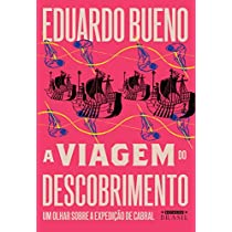 eBook A viagem do descobrimento (Brasilis Livro 1)
