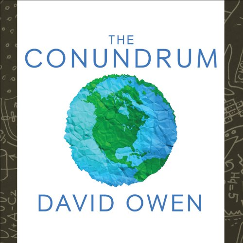 The Conundrum audiobook cover art