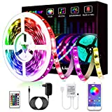 LED Strip, L8star LED Streifen Farbwechsel LED Strip...