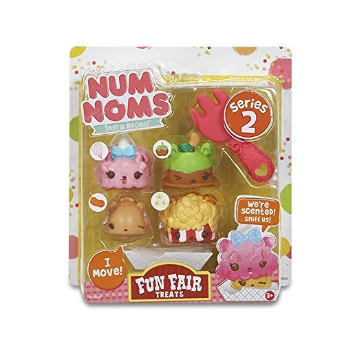 Num Noms Series 2 - Scented - Fun Fair Treats by Num Noms by Num Noms