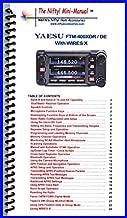 Yaesu FTM-400XDR / DE Mini-Manual by Nifty Accessories