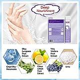 Zoom IMG-1 3 paia di guanti idratanti