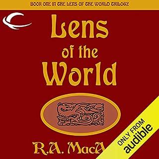 Lens of the World audiobook cover art