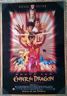bruce lee movie posters original