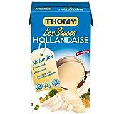 Thomy Les Sauces Hollandaise (laktosefrei, mit Sonnenblumenöl, servierfertig) 1er Pack (1 x 1L)