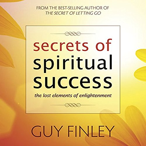 Secrets of Spiritual Success audiobook cover art
