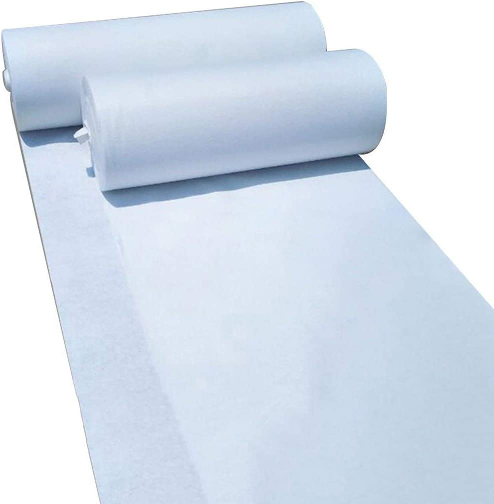 Cheap Aisle Runner White Double Purchase It is very popular for Wedding Sided