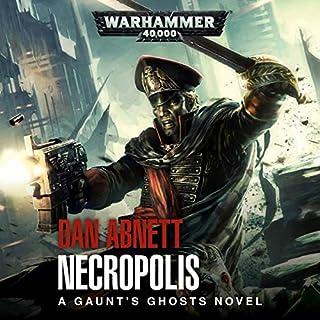 Gaunt's Ghosts: Necropolis cover art