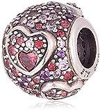 PANDORA Femme Argent Charms et perles 797826CZRMX