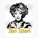POUSADA Soul 90S Music Pop Turner Legend 80S Tina