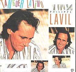 Philippe Lavil: Tangeur Latino LP VG++/NM Canada Private PR-289 Small sawcut