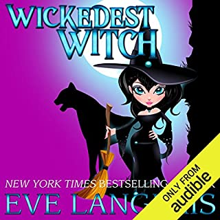 Wickedest Witch cover art