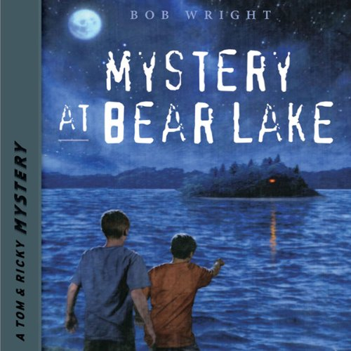 Mystery at Bear Lake audiobook cover art