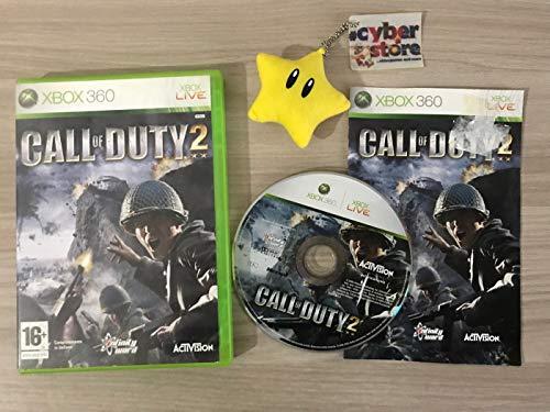 Activision Call Of Duty 2, Xbox 360 - Juego (Xbox 360)