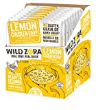 Wild Zora - Lemon Chicken - Real Soup, Real Quick (8-pack)