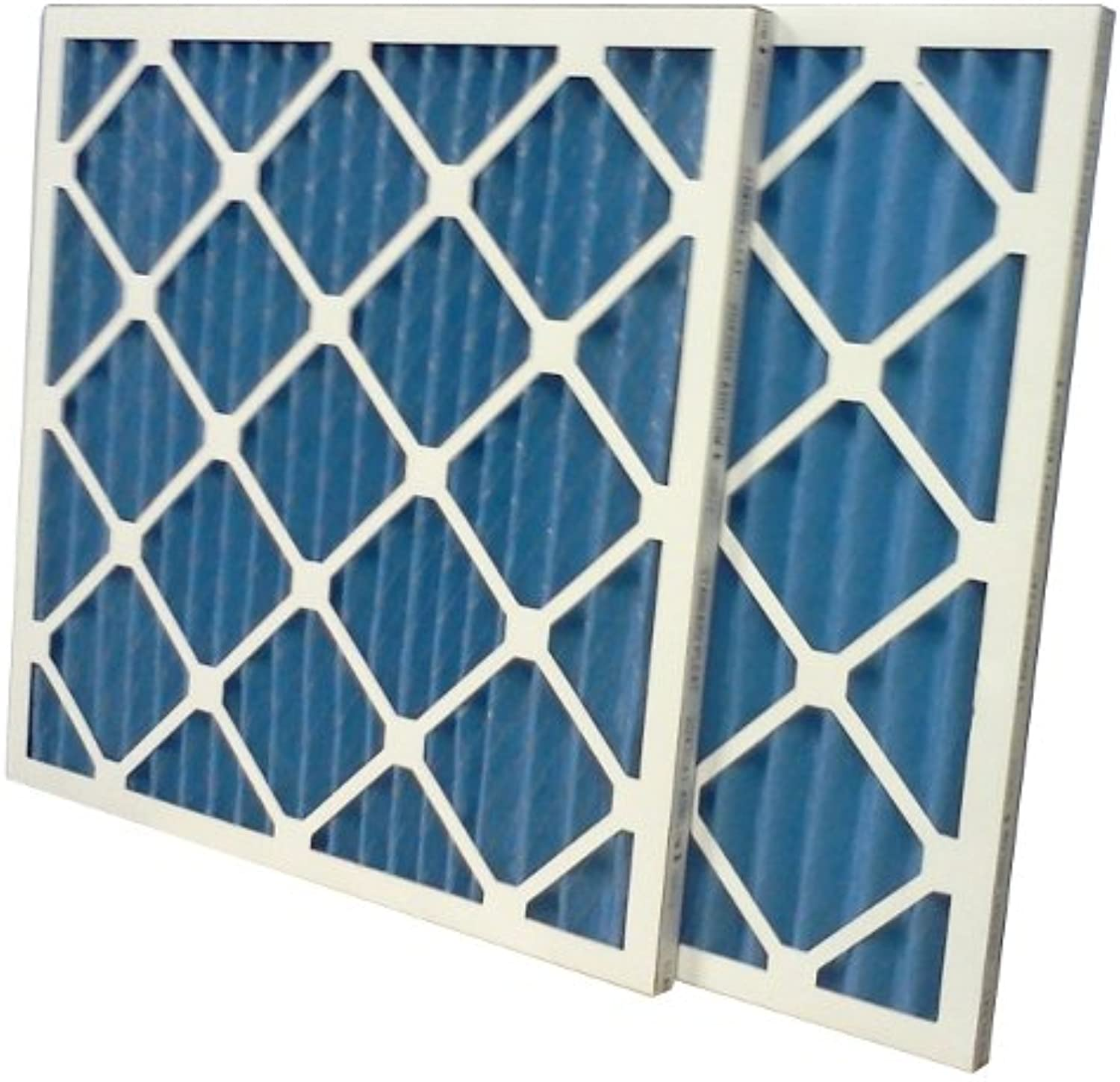 US Home Filter SC40-24X24X1 MERV 8 Pleated Air Filter (12 Pack), 24  x 24  x 1