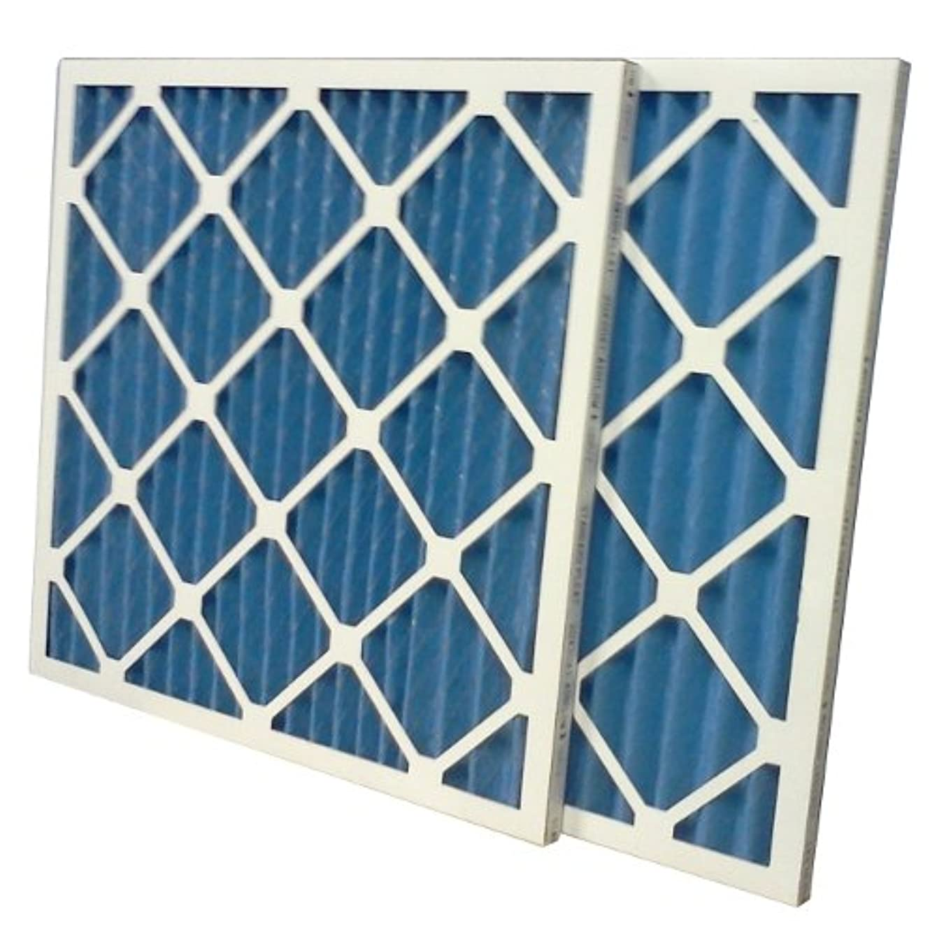 US Home Filter SC40-16X25X1-6 MERV 8 Pleated Air Filter (Pack of 6), 16