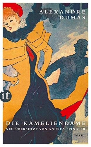 Die Kameliendame: Roman (insel taschenbuch)