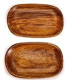 Zoom IMG-2 vassoi ciotole in legno di