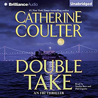 Double Take: An FBI Thriller, Book 11 audiobook cover art