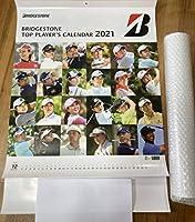 ブリヂストン トッププレイヤーズカレンダー 2021