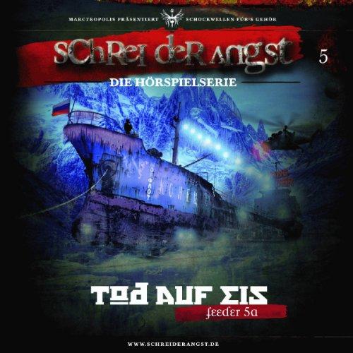 Page de couverture de Feeder 5a - Tod auf Eis