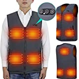 ARRIS Heated Vest 7 Heating Pads Men Women Size Adjustable...