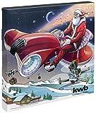 kwb 370140 Adventskalender 2020 mit...