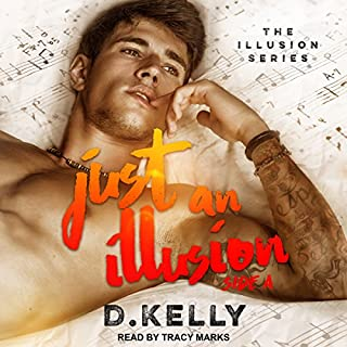 Just an Illusion: Side A  audiobook cover art