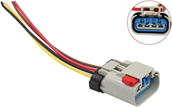 NewYall Fuel Pump Connector Wiring Harness Pigtail Plug